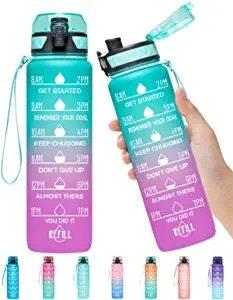 Elvira Water Bottle