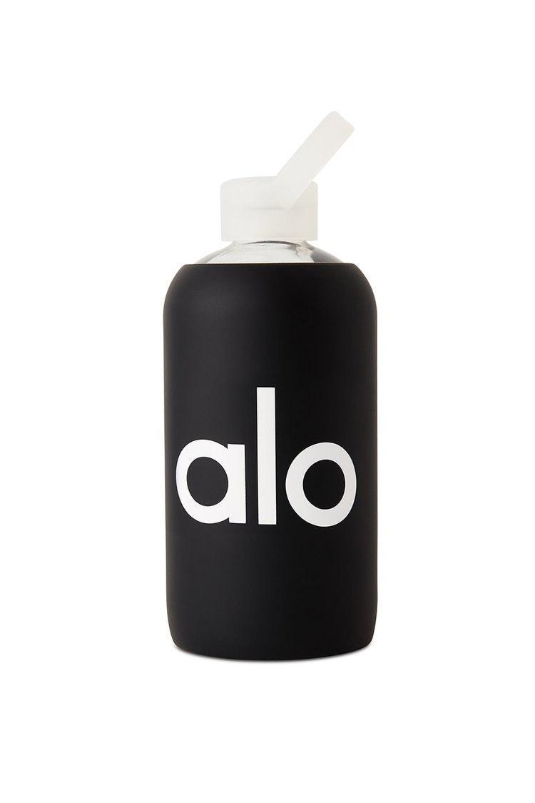 Alo Glass Water Bottle