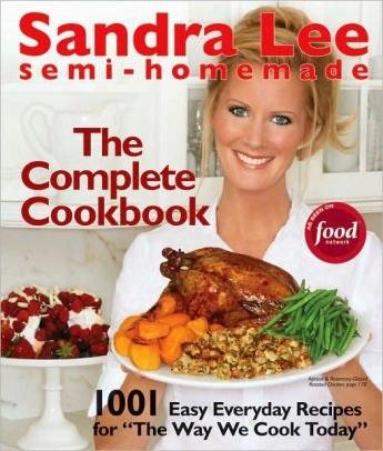 Sandra Lee Semi-Homemade Cookbook