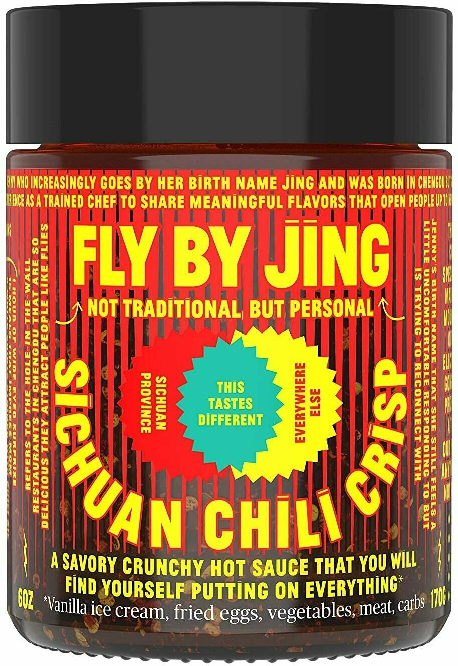 Fly by Jing Sauces