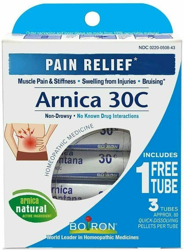 Boiron Arnica Montana Homeopathic Medicine