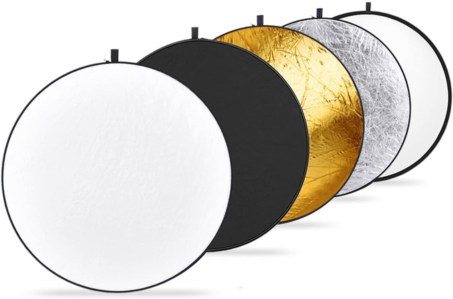 Neewer 43-Inch Light Reflector Kit