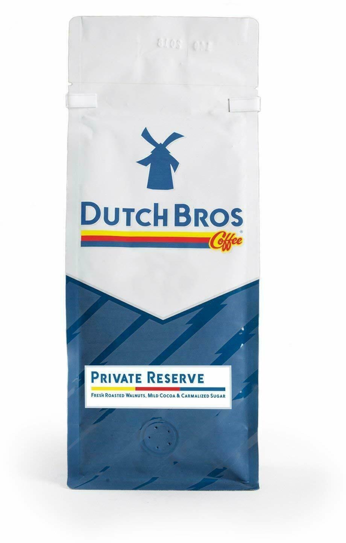 Dutch Bros Coffee Ground