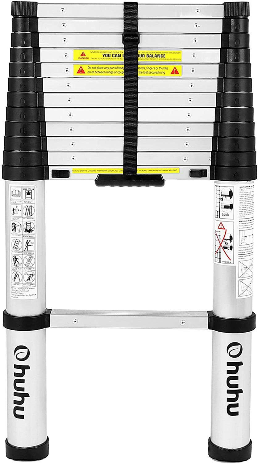 Ohuhu Telescopic Ladder