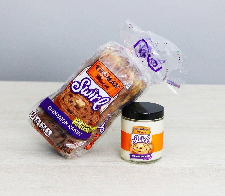 Thomas Swirl Cinnamon Bread