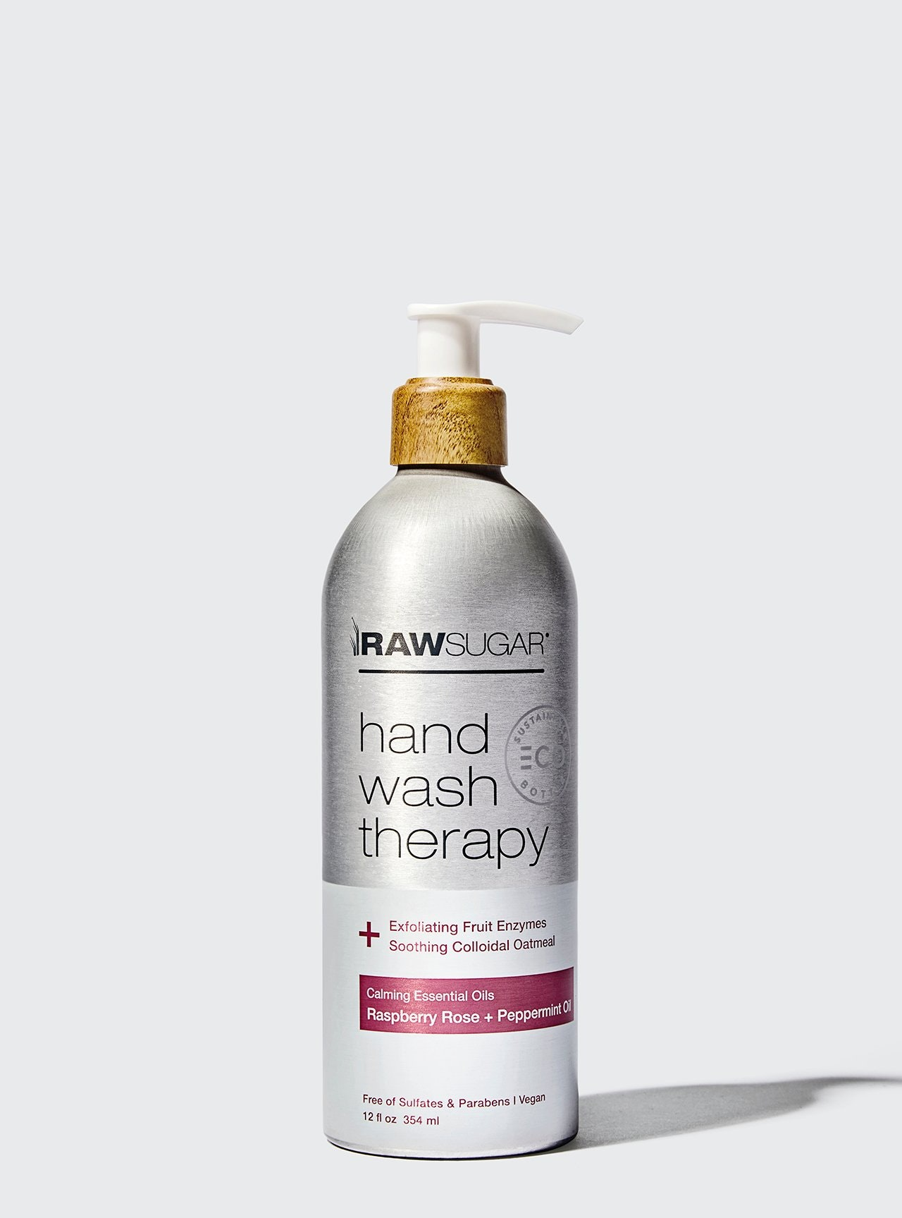 Raw Sugar Hand Wash Therapy