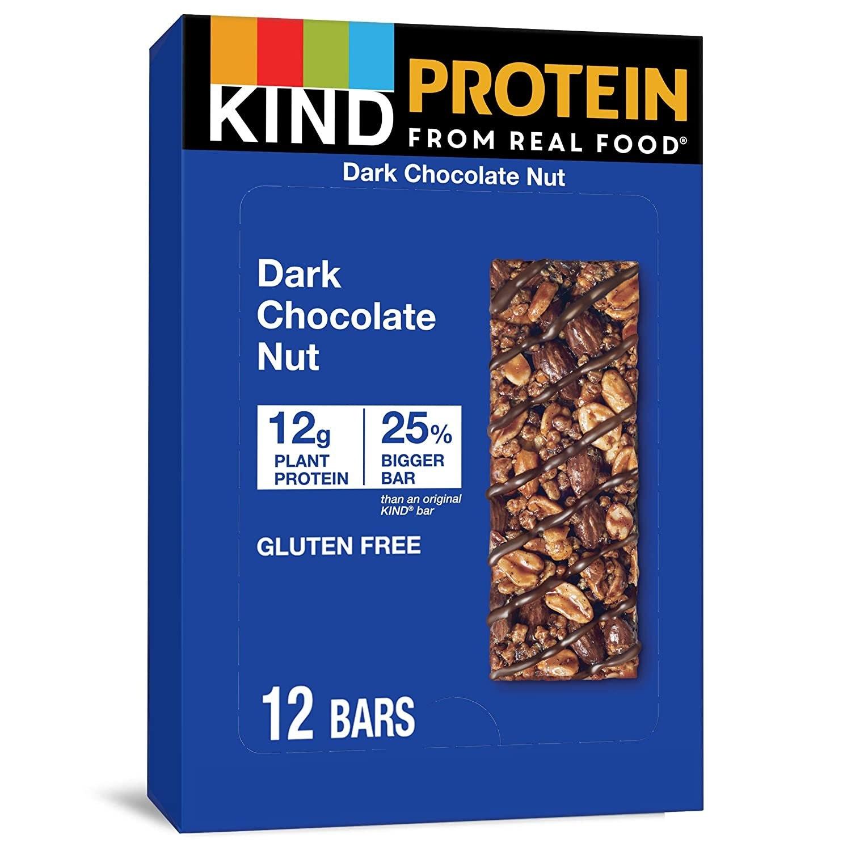 KIND Protein Bars, Double Dark Chocolate