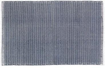 Dash & Albert Herringbone Woven Cotton Rug