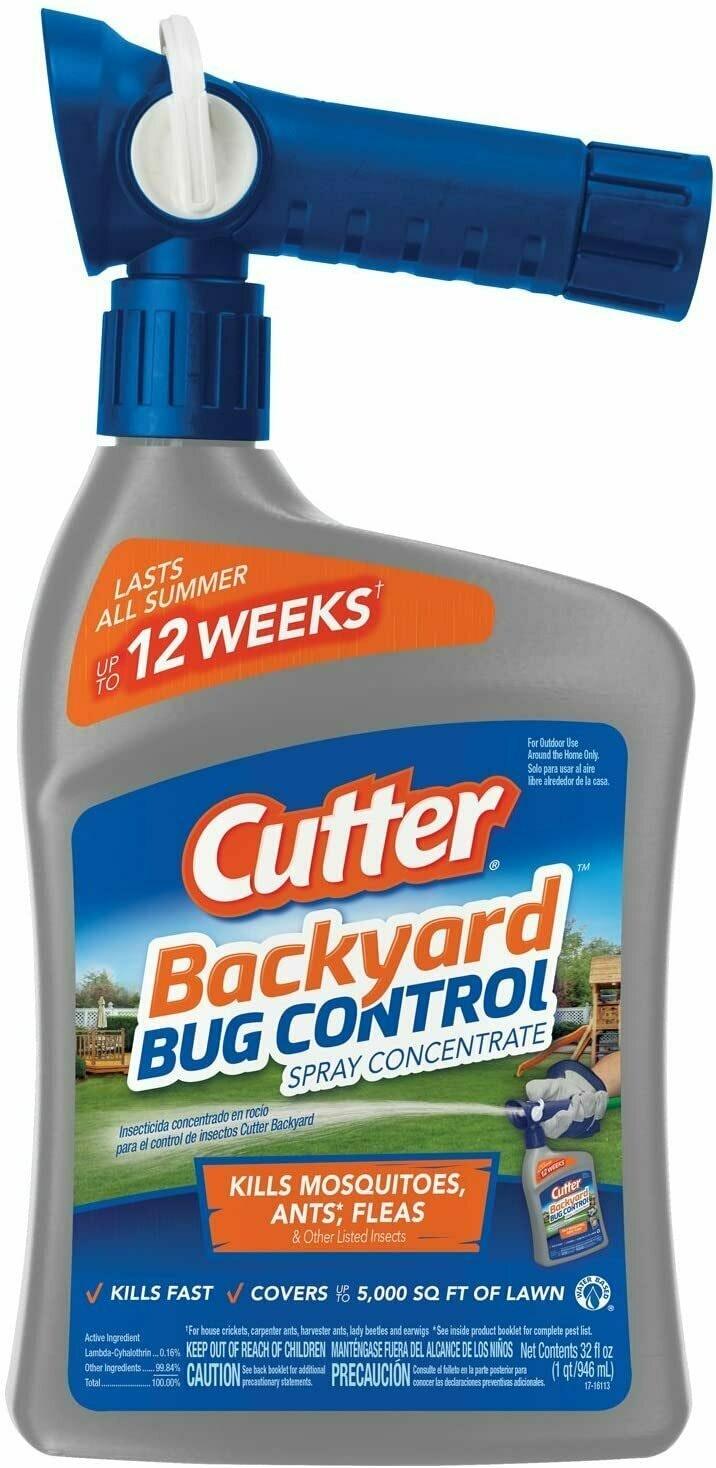 Cutter Backyard Bug Control