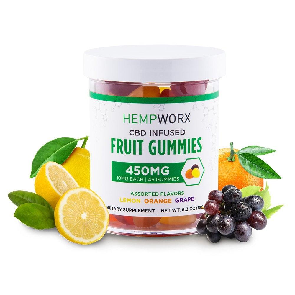 Hempworks CBD Gummies