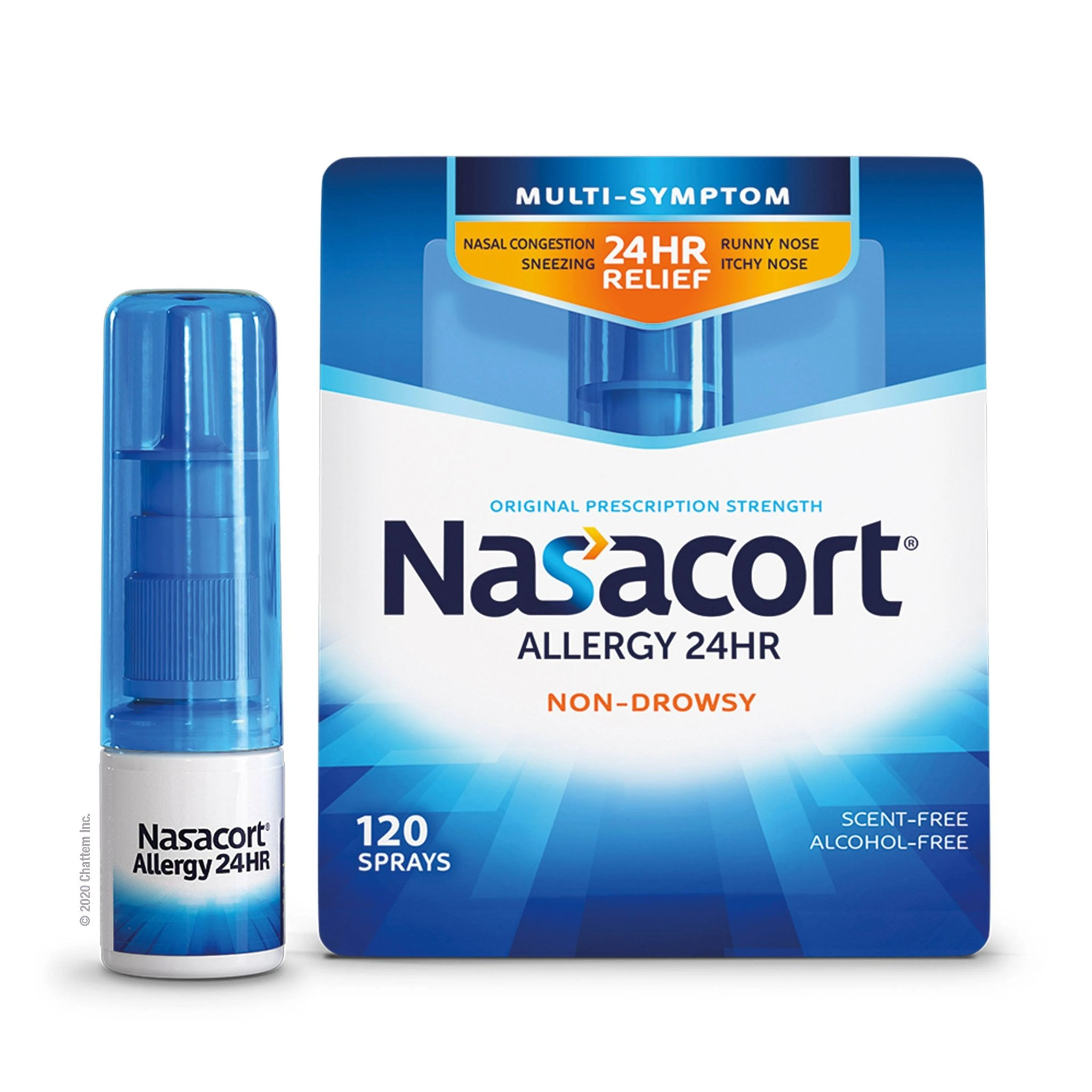 Nasacort Spray