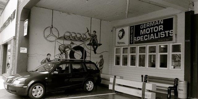Fat City German Car Clinic