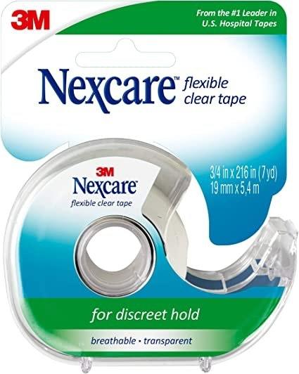 Nexcare Transparent Wound Tape