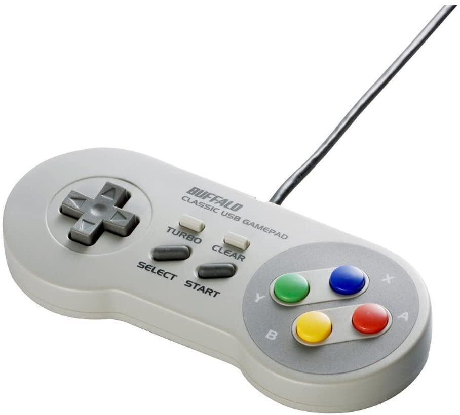 Buffalo Classic USB Gamepad
