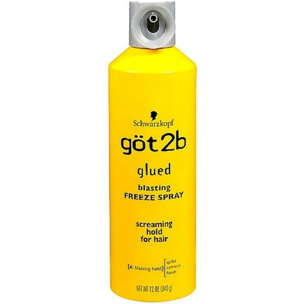 Got2B Hair Spray