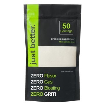 Just Better Prebiotic Fiber Supplement