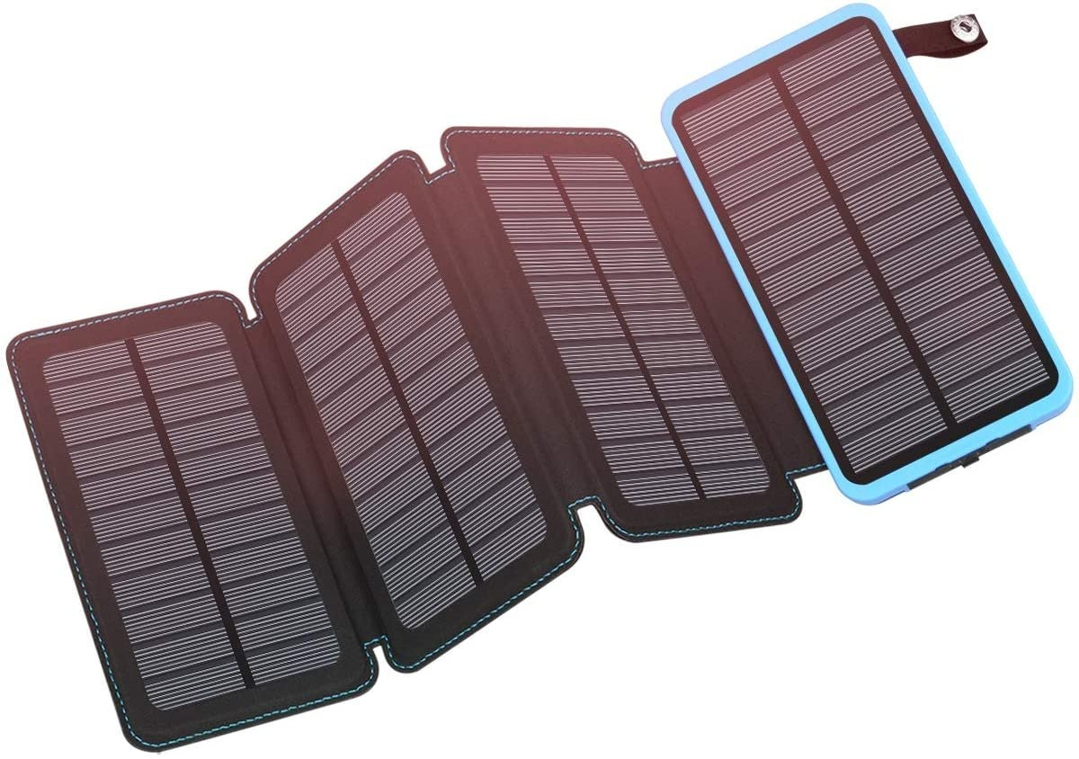 Feelle Solar Charger