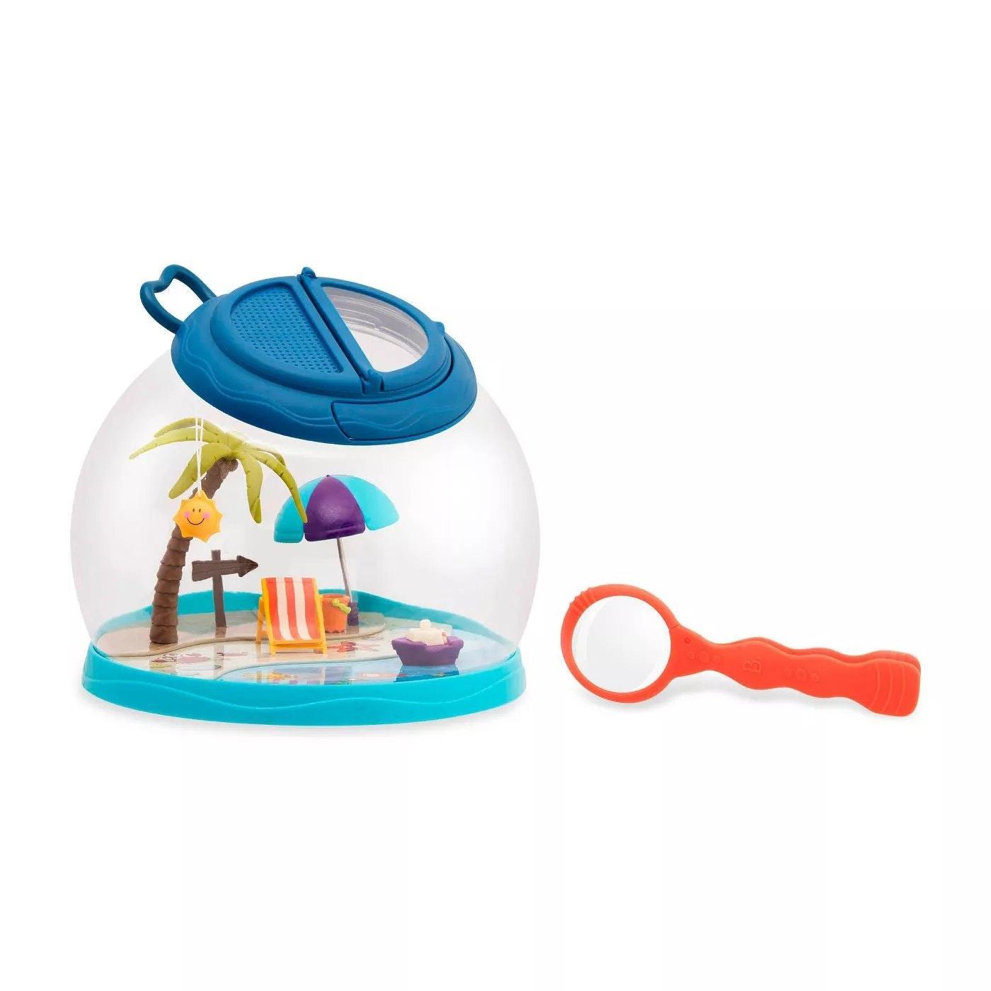 B. Toys by Battat Tiki Retreat Bug Catcher Kit