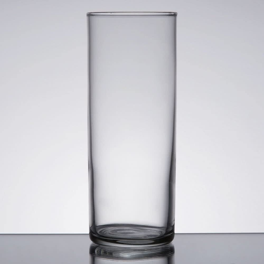 Libbey Clear Collins Glass