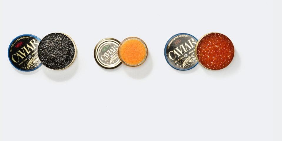Seattle Caviar