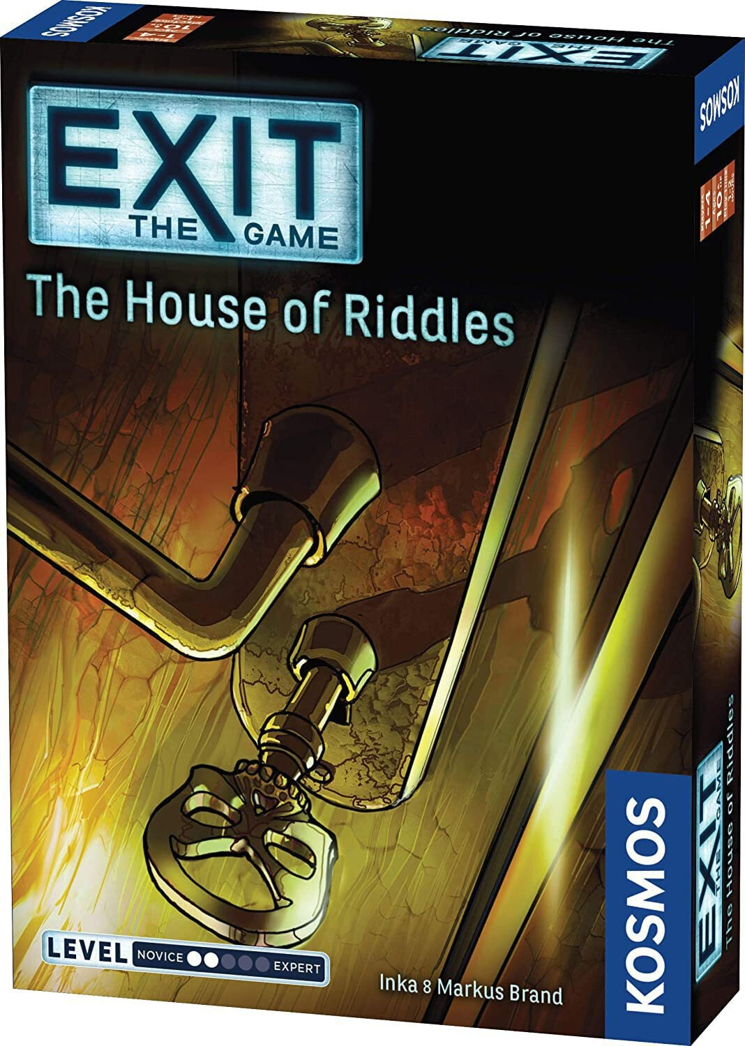 Exit: the Game -- the House of Riddles