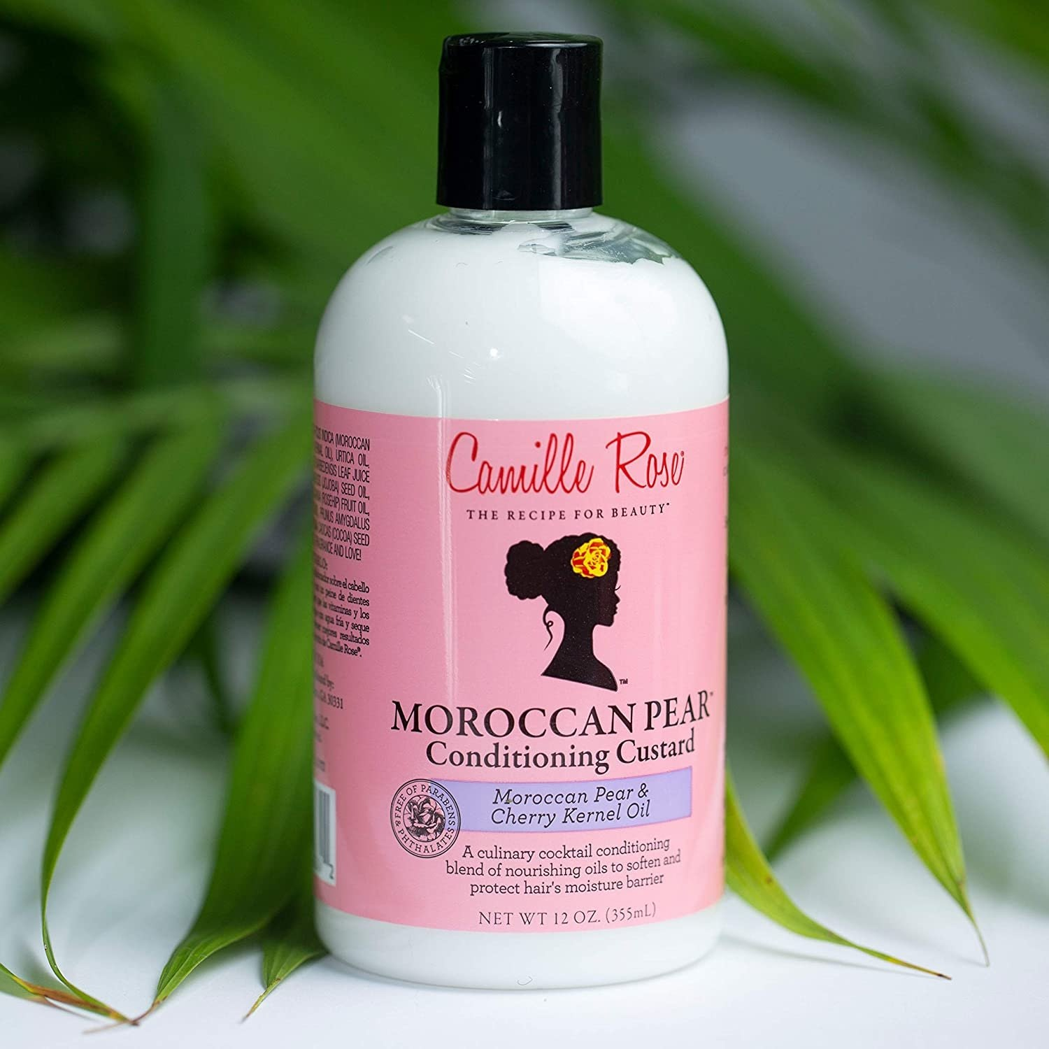 Camille Rose Naturals Moroccan Pear Conditioning Custard