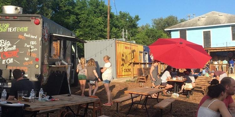 South Austin Beer Garden