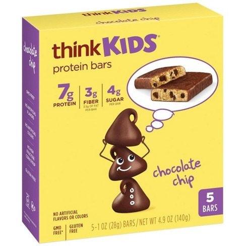 Think! Kids Chocolate Chip Bars