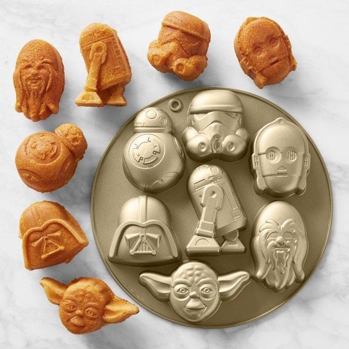 Star Wars™ Cakelet Pan