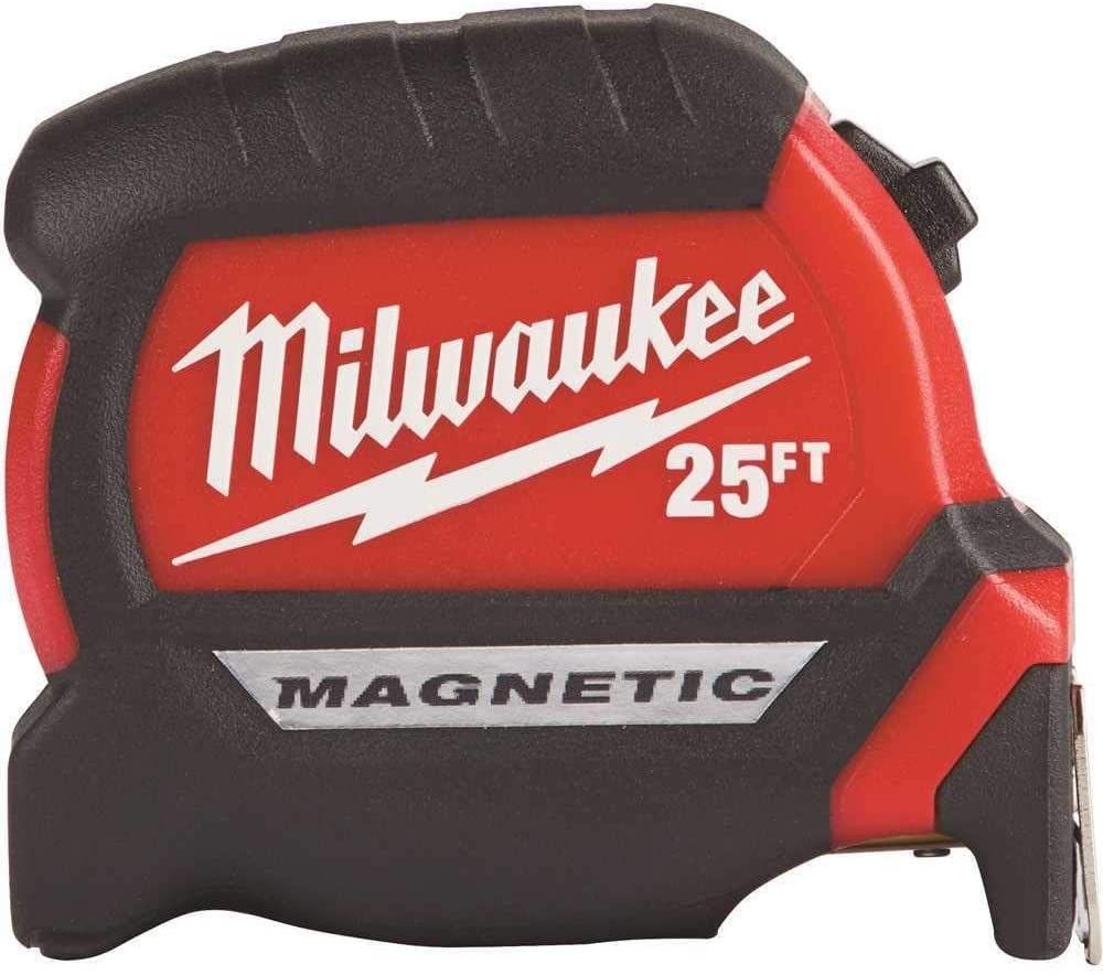 Milwaukee's Electric Tape Measure