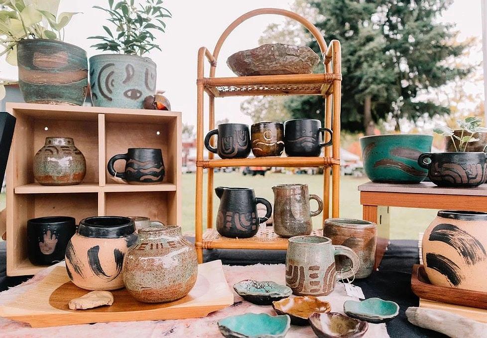 Lexa Luna Studio Ceramics