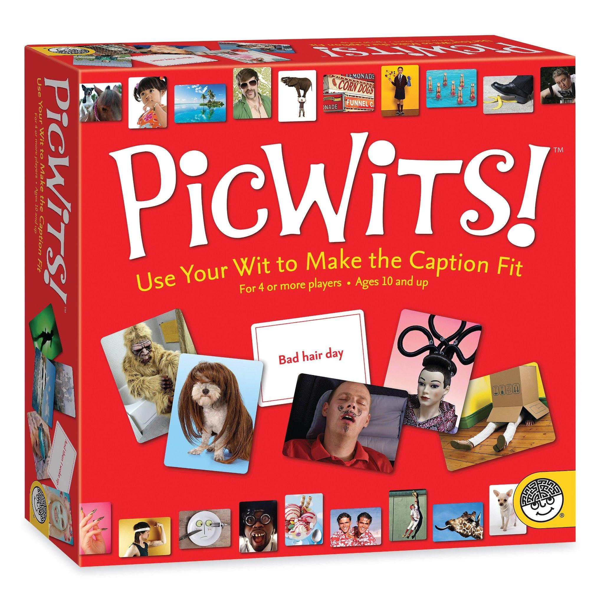 Picwits Board Game