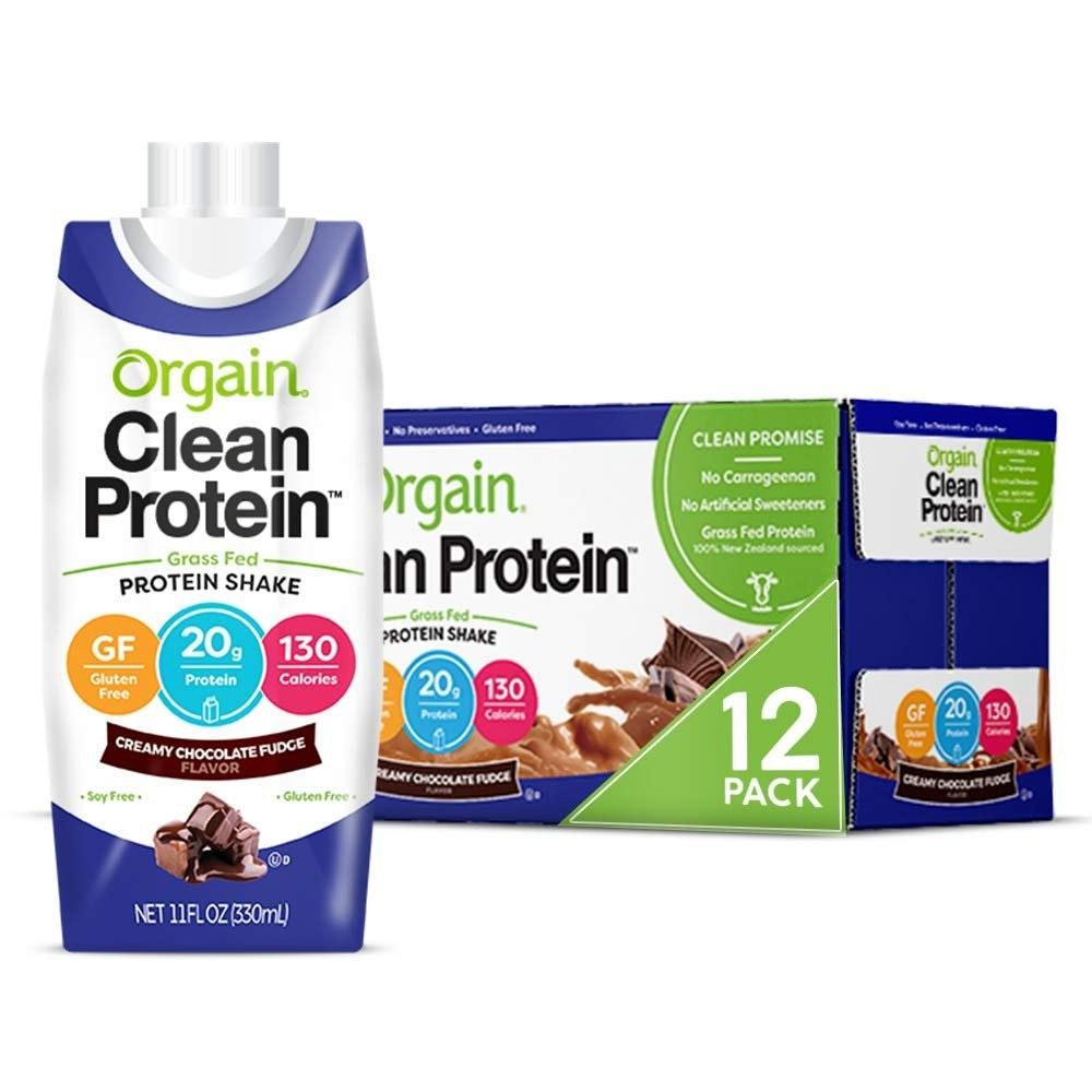 Orgain Clean Protein