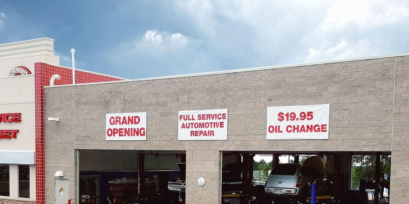 Service Street Auto Repair - Parker