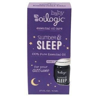 Oilogic Slumber & Sleep Essential Oil Roll-On