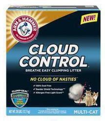 Arm & Hammer Cloud Control Clumping Litter