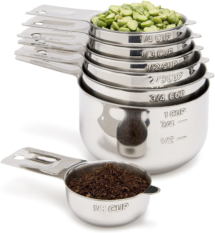Simply Gourmet 7 Piece Measuring Cups Set
