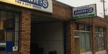 Point S Affordable Tire and Service - University District