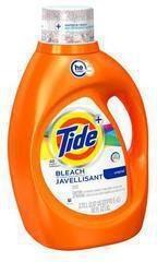Tide Plus Bleach Alternative HE Liquid