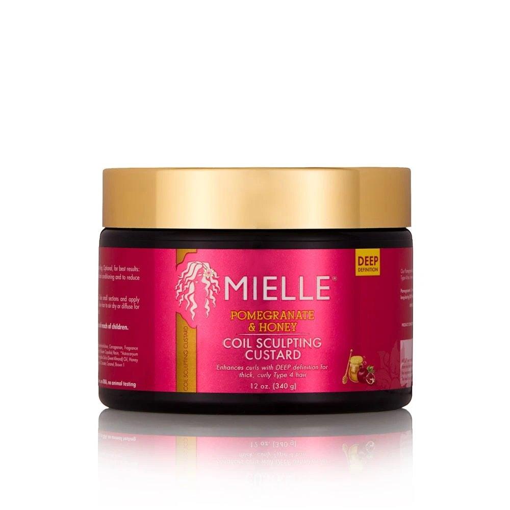 Pomegranate & Honey by Mielle Pomegranate & Honey Curling Custard