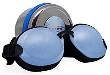 Tranquileyes Mini Sleep Mask for Nighttime Dry Eye Relief