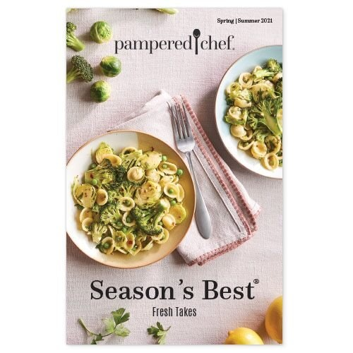 The Pampered Chef Season's Best Recipe Collection