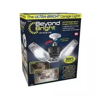Beyond Bright Led Garage Light