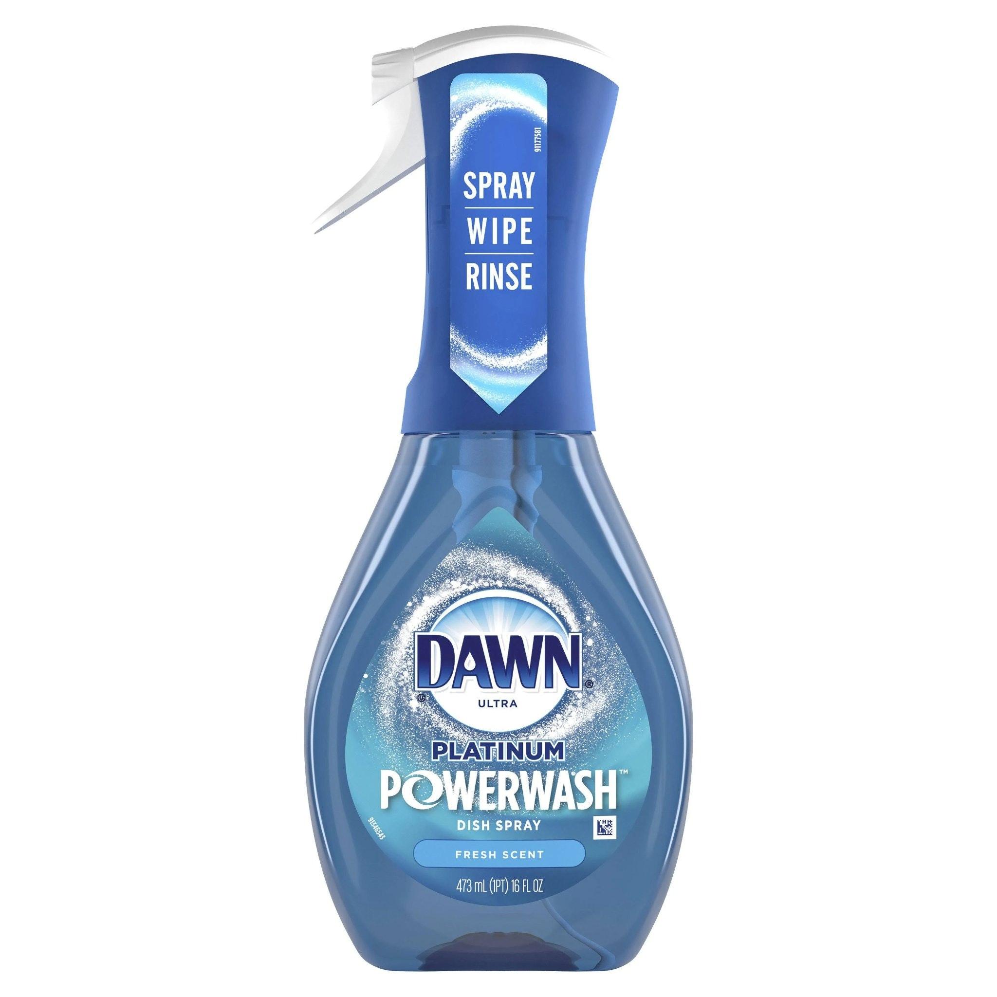 Dawn Ultra Platinum Powerwash Dish Spray