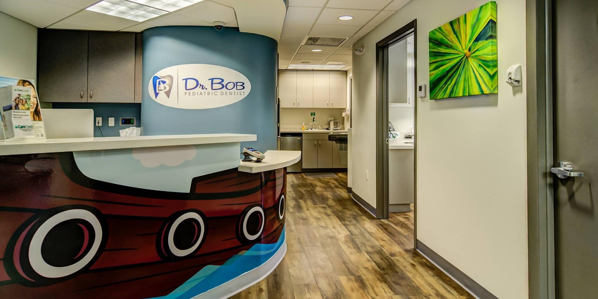 Dr. Bob Pediatric Dentist