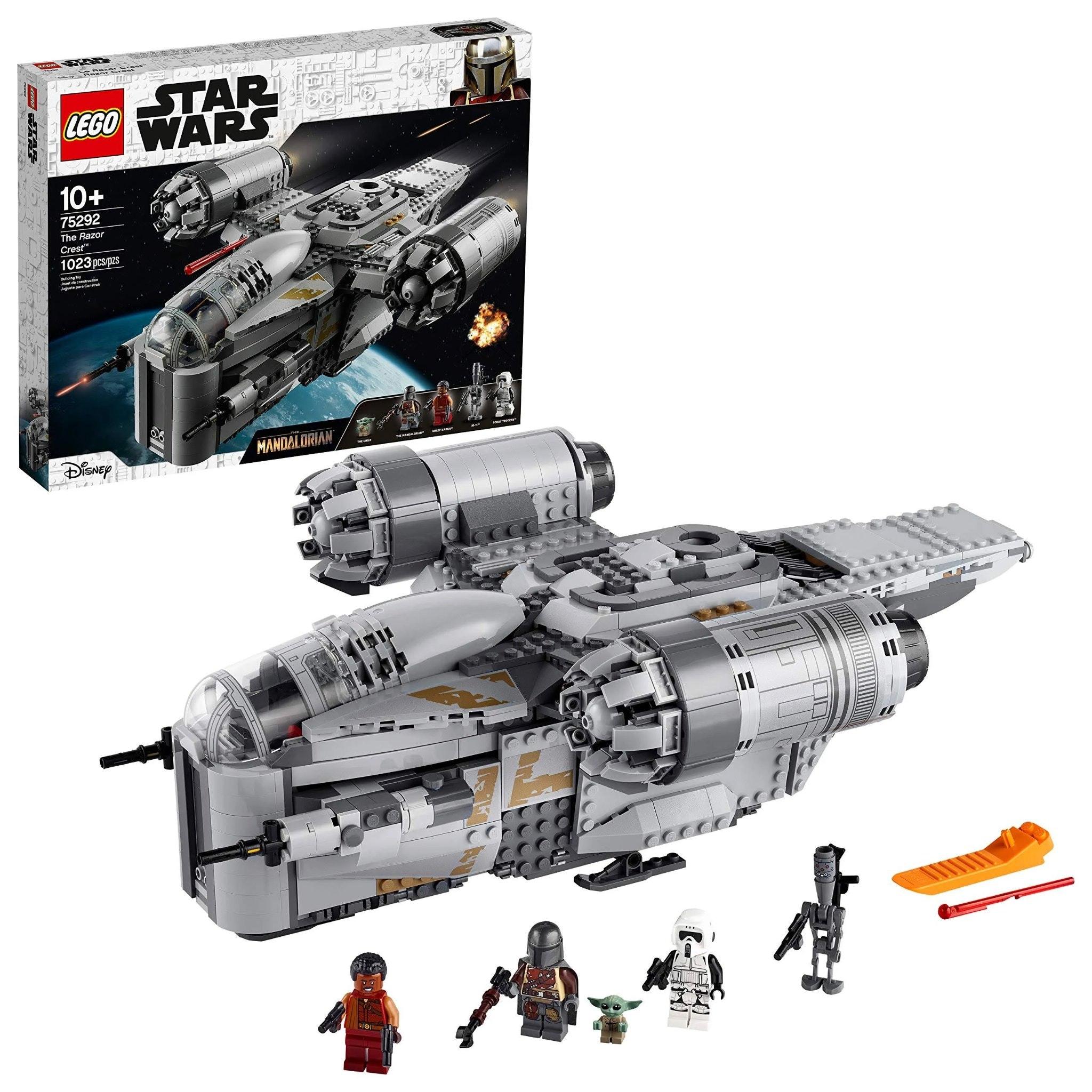 Lego Star Wars: the Mandalorian the Razor Crest 75292