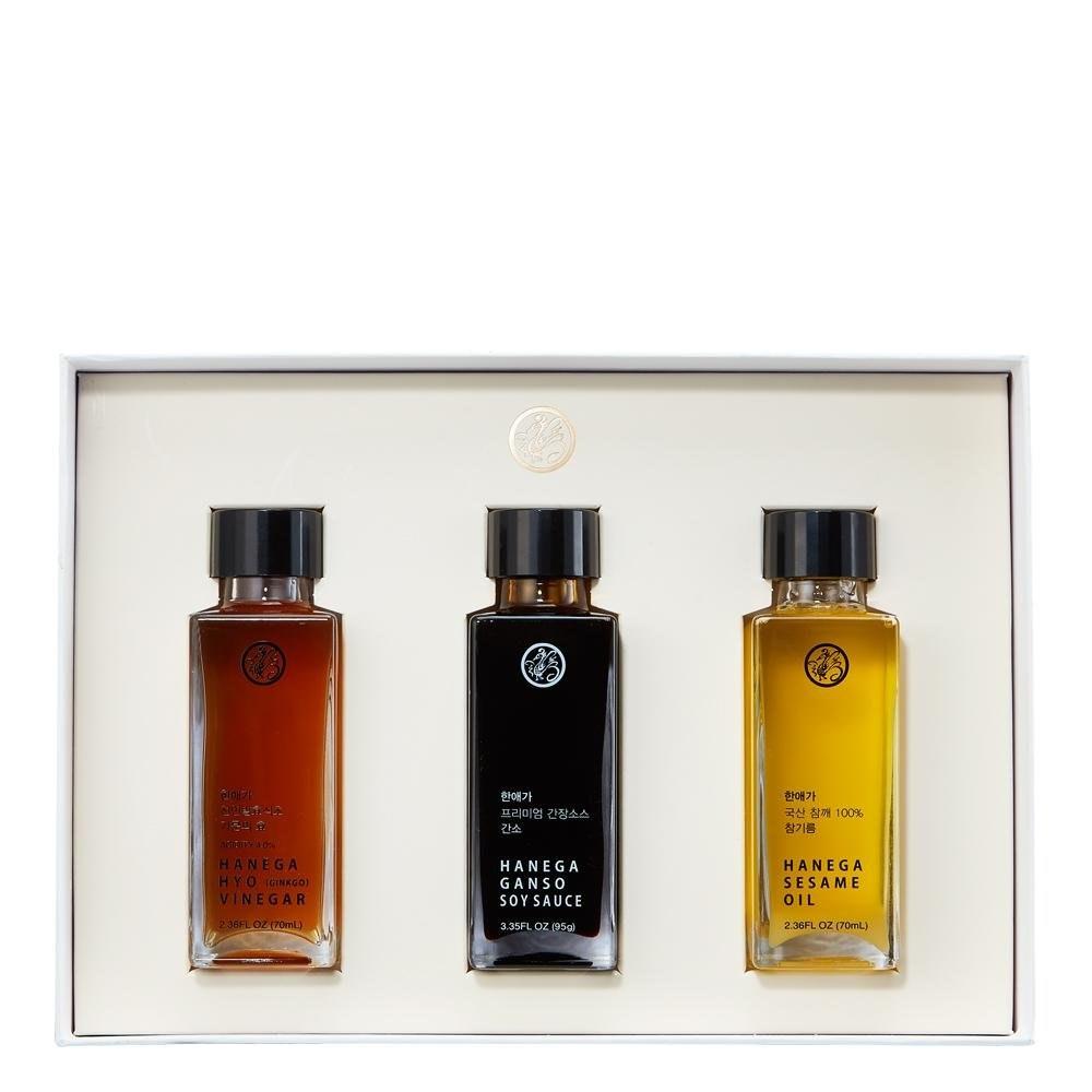 Hanega Pantry Essentials Gift Set