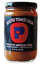 Papalote Roasted Tomato Salsa
