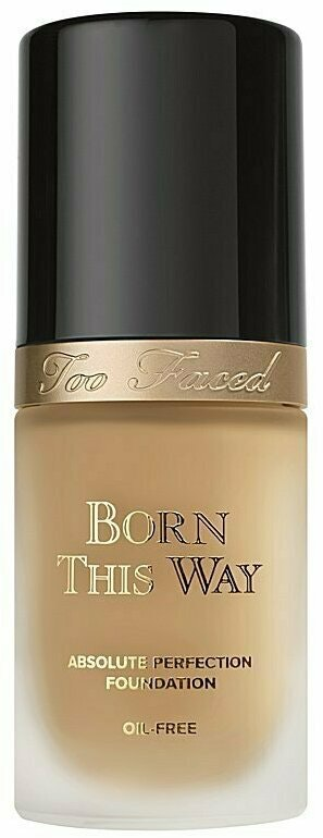 Two Faced Born This Way Liquid Foundation