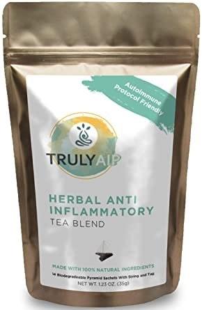 Truly Aip Herbal Anti Inflammatory Tea Blend